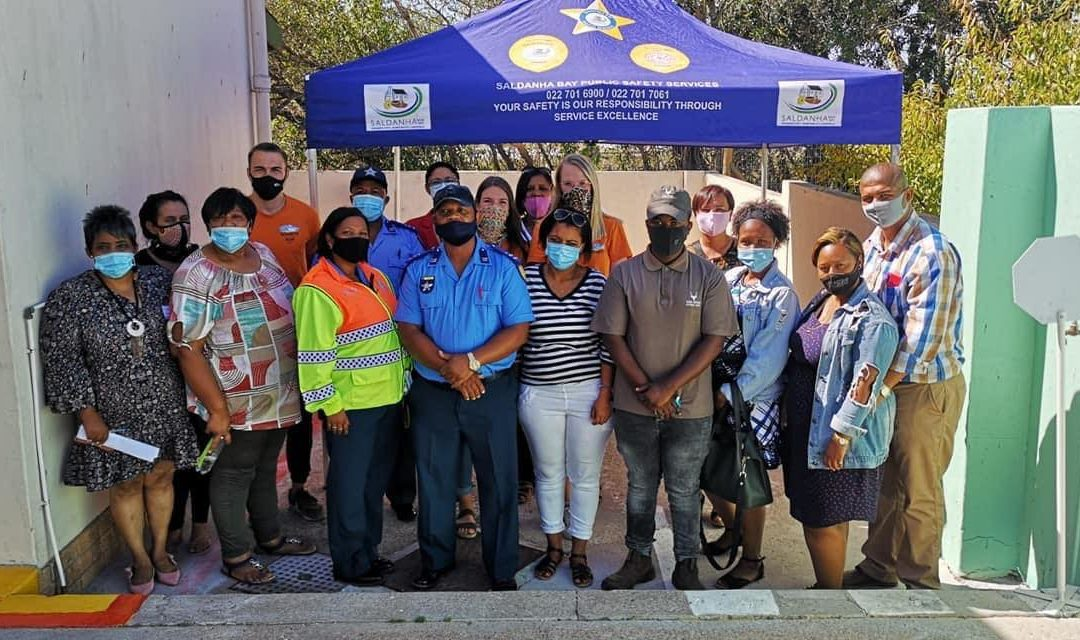 JUNIOR TRAFFIC TRAINING CENTRE (JTTC) LAUNCHED AT HOOPSIG, PATERNOSTER.