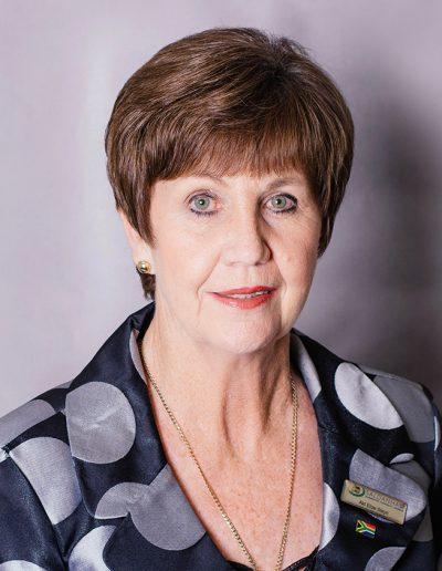 Ald Elize Steyn: Ward 10
